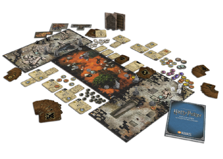 Harry Potter Miniatures Adventure Game - Core Box